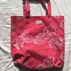 Lilly Pulitzer Beach Bag